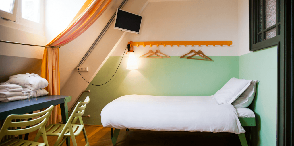 Types of accomodation – Типы отелей