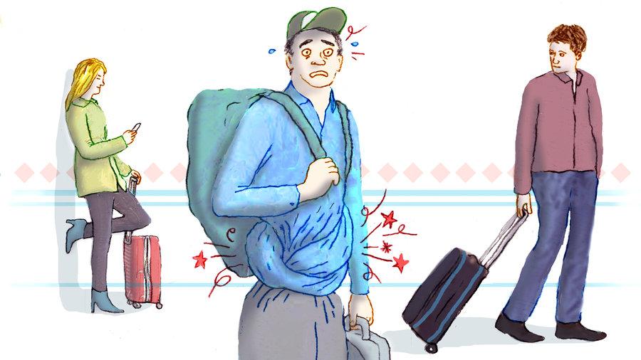12 советов для тех, кто заболел за границей + СЛОВАРЬ