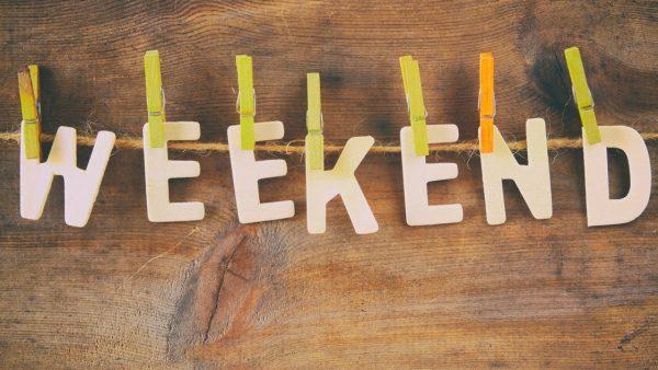 Поговорим о выходных? На английском?